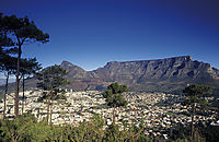 Africa, South Africa, Capetown, Cape Town, Cape region, Table Mountain, Cape Point, Kaapestad, ikapa, lions head