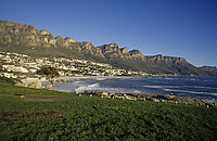 Africa, South Africa, Capetown, Cape Town, Cape region, three anchor bay, Kaapestad, ikapa