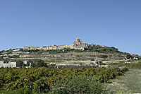 Europe, Malta, Gozo, Mediterranean Sea, ally commonwealth, Mdina fortress, castle, town