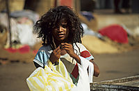 Asia, India, child, boy, indigence, poorness