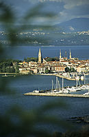 Europe, Slovenia, adriatic sea, mediterranean sea, harbor, harbour of Izola